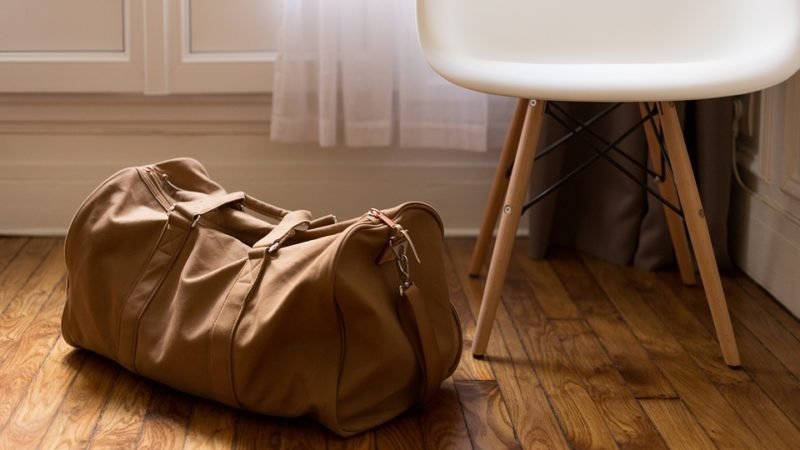 La valise pour la Maison de Naissance