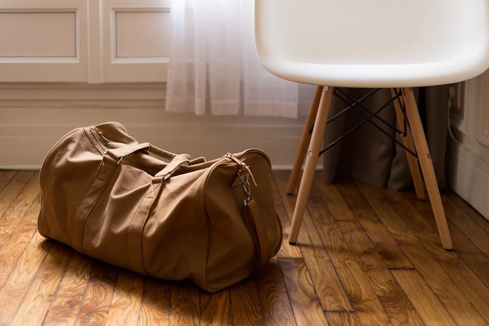 valise maison naissance